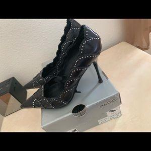 ALDO women's stiletto leather shoes